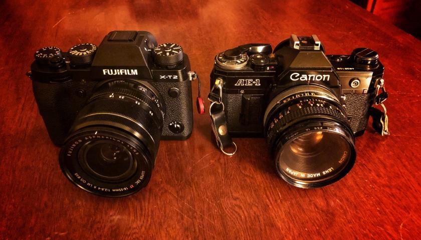 Downsizing Details: My Fujifilm Love Story – Runaway Rowes