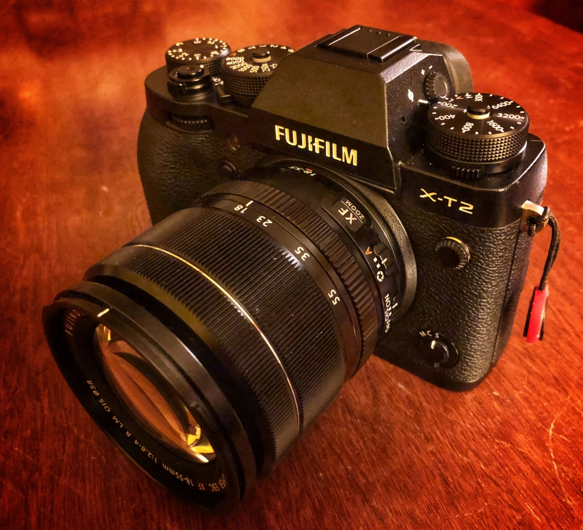 Downsizing Details: My Fujifilm LoveStory