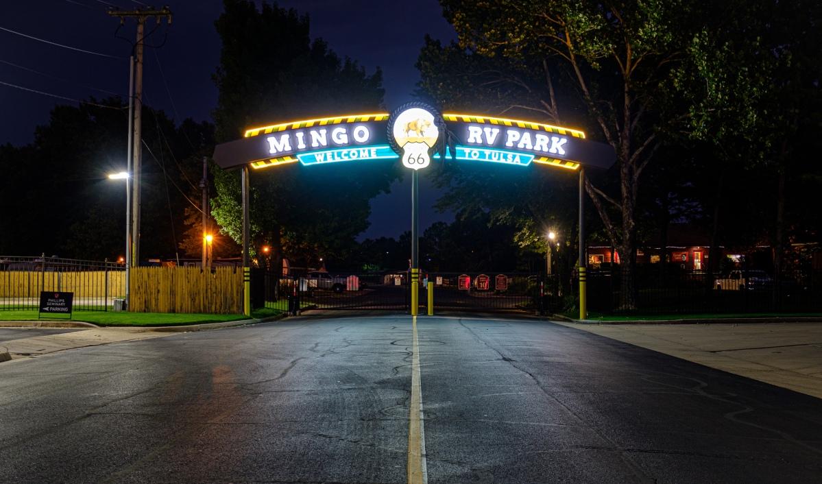 Mingo RV Park: CampgroundReview