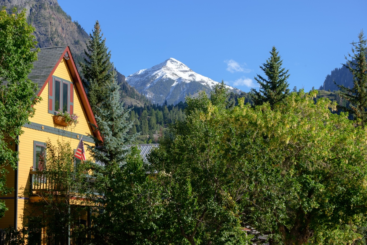 Ouray and Telluride